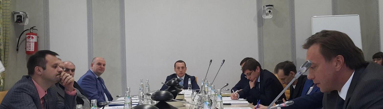 Заседание федерального стройкомитета