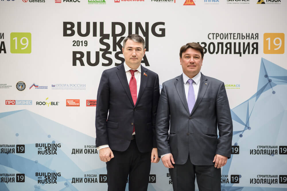 В Москве прошло крупнейшее событие фасадного рынка
